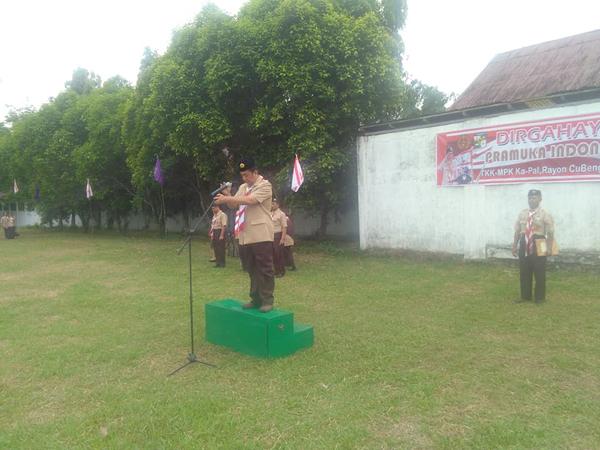 Dirgahayu Pramuka Indonesia